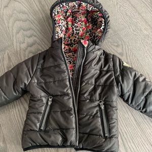 Like new 12 month old winter coat
